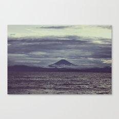 Mont Fuji Canvas Print