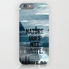 waste iPhone 6s Slim Case