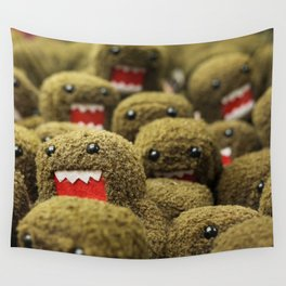Domo Attacks! Wall Tapestry
