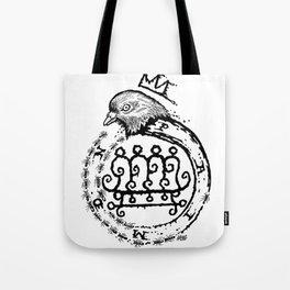 Hail King Paimon! Tote Bag