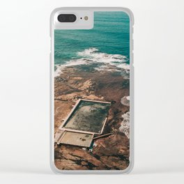 Mona Vale Clear iPhone Case