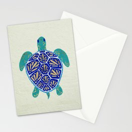 Sea Turtle Stationery Cards