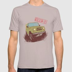 UAZ 469  X-LARGE Cinder Mens Fitted Tee