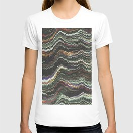Decorative Paper from page 564 of Narrative of a Journey through the Upper Provinces of India Third T-shirt