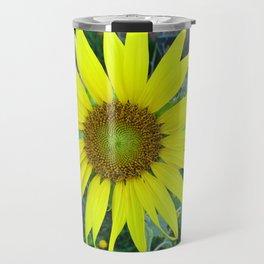 Stunning Sunflower Travel Mug