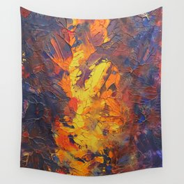 Abstract16 Wall Tapestry