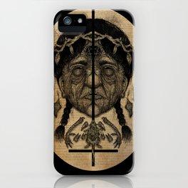 Grandmother Death iPhone Case