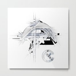 lucid dream Metal Print