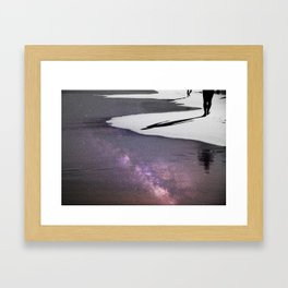 Cosmic Ocean Framed Art Print