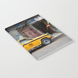 Taxi India Notebook