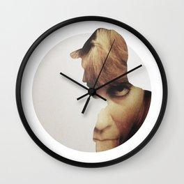 > lust Wall Clock