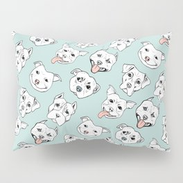Pittie Pittie Please! 3 Pillow Sham