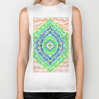 geology Biker Tanks featuring Geology by Smiley's Dreamboat