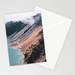 Crater Lake Colors Stationery Cards
