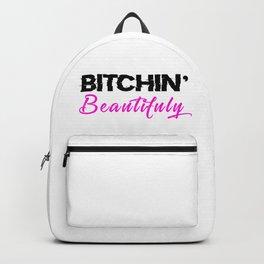 Bitchin Beautifuly Backpack