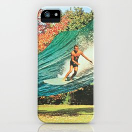 Conversation with Nature iPhone Case