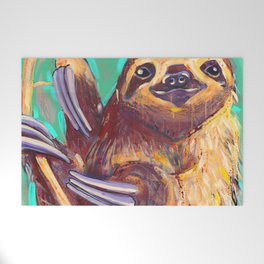 Sloth Welcome Mat