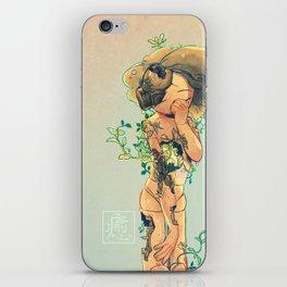 Heal and Flourish  iPhone Skin