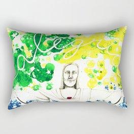 Rio de Janeiro - ALEGRIA Rectangular Pillow