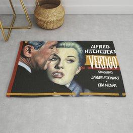 Vertigo poster version Rug