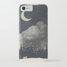 Winter Finds the Wolf... iPhone 7 Slim Case
