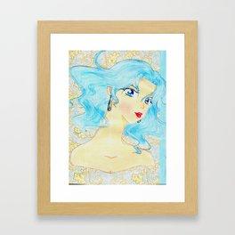 Shi Shi by the Sea Framed Art Print