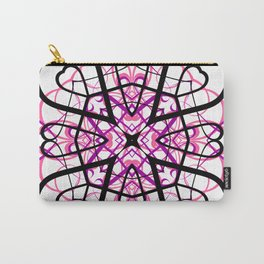 PINK SACRED GEOMETRY Carry-All Pouch
