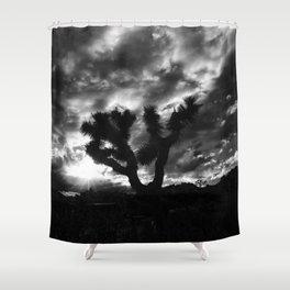 Black Waltz. Shower Curtain