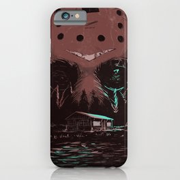 Friday the 13th  iPhone Case