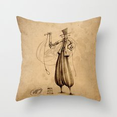 #9 Throw Pillow