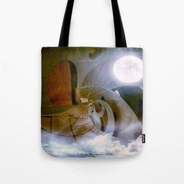 Wailing Gate  Tote Bag