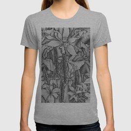 Iris et Lilium T-shirt