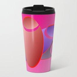 The pushovers on pink ... Travel Mug