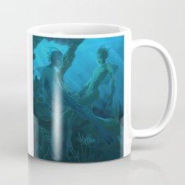 Flirtatious Aquasapiens Coffee Mug