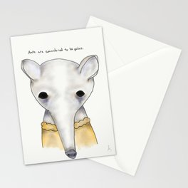 ann anteater Stationery Cards