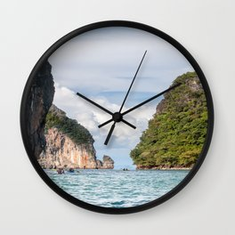 Phang Nga Islets_Thailand Wall Clock