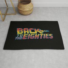 Back To The Eighties Rug