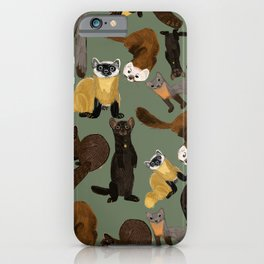 Martens of the World #1 iPhone Case