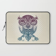 Baby Egyptian Owl Laptop Sleeve