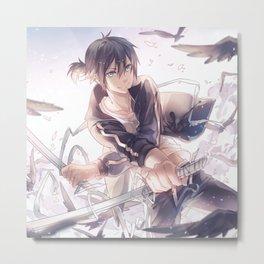 Yato (Noragami) Metal Print