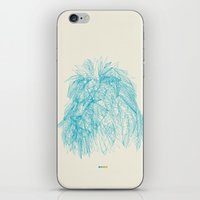 courage iPhone & iPod Skins featuring Courage by Chrs_r