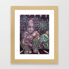 Jaded Art Framed Art Print