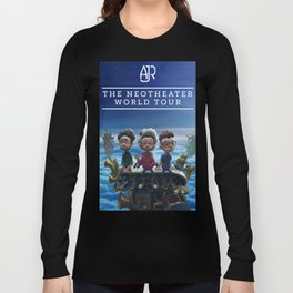 ajr neotheater world tour 2019 2020 baukencur Long Sleeve T-shirt
