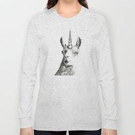 Llamacorn Long Sleeve T-shirt