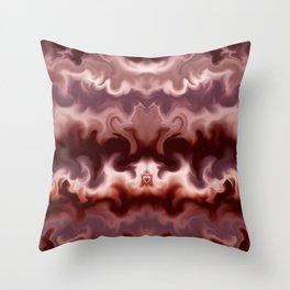 Love mirror Throw Pillow