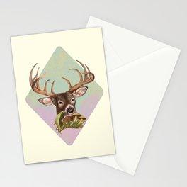 Mushroom Buck Stationery Cards