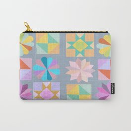quilt bee Carry-All Pouch