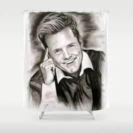 Dieter Shower Curtain