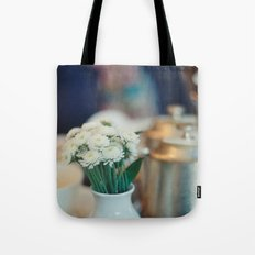 Betty's Flowers Tote Bag