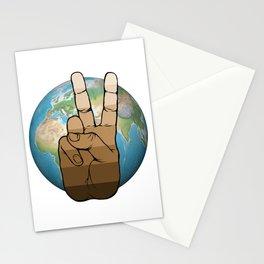 World Peace Stationery Cards